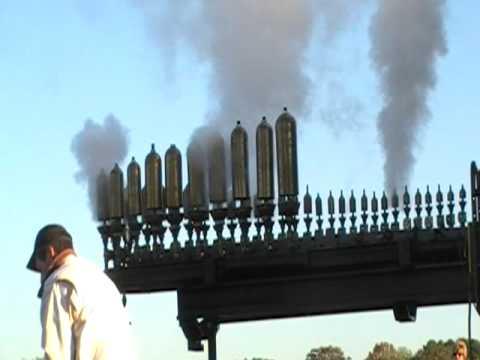 Steam Calliope Chesapeake Bronze Works