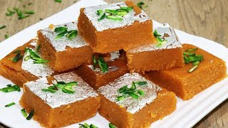 Moong Dal Barfi Recipe | मूंग की दाल का हलवा | Soaked Moong Dal Halwa Recipe| Moong Dal Sheera Barfi
