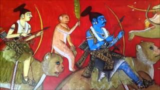 Rama agrees to help Sugreeva regain his throne from Vali  Valmiki Ramayana  Rajendra Tandon videos