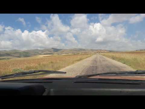 kirşehir karincali köyüne giderken