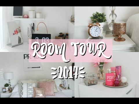 ROOM TOUR 2017 (PINTEREST INSPIRED) | Nathaly Chalarca