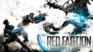 Red Faction: Armageddon (Game Movie)