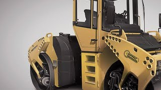 Drawing construction vehicle in Photoshop. Step by step process.Part 4