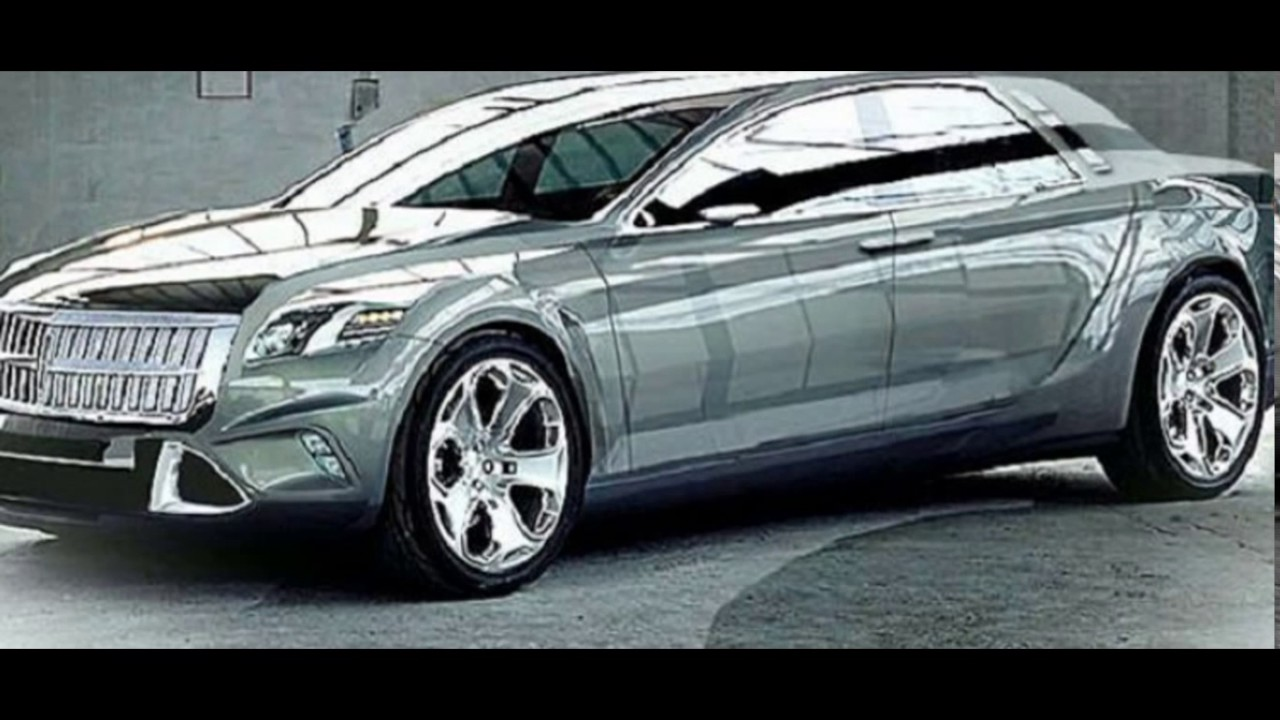 Concept 2019 Lincoln Town Car Youtube