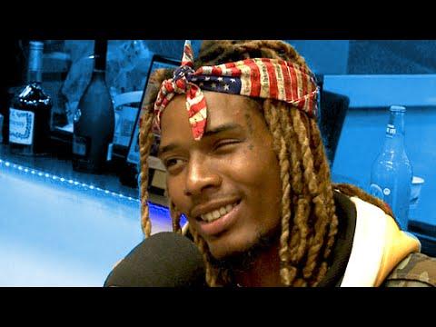 Fetty Wap Interview at The Breakfast Club Power 105.1 (09/28/2015)