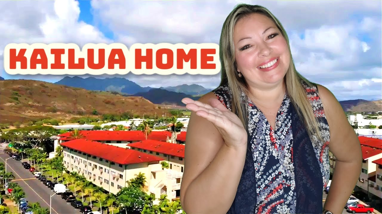 Home For Sale in Kailua Hawaii | Views of the Koolau Mountains