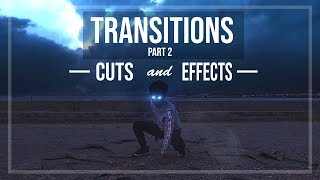 BEST VIDEO TRANSITIONS YOU SHOULD KNOW! 2