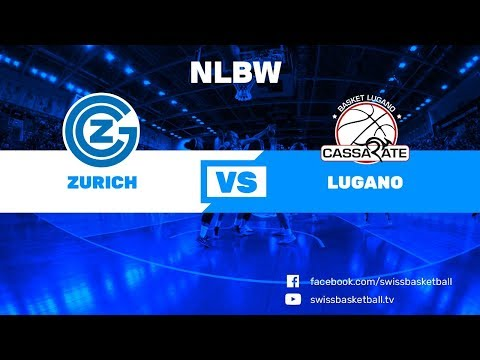 NLB Women - Day 1: Zürich vs. Cassarate