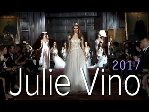 Julie Vino  2017 Napoli Collection Bridal Runway Show @ BRIDAL Fashion Week