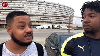 Qarabag vs Arsenal   Troopz & DT Put Money On The Line!   Europa League Preview Ft Lumos
