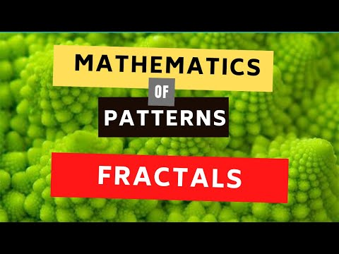 What are Fractals | Introduction to Fractals |  Math in modern world Nature and Arts