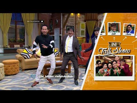 Dance Yahud Ala Bang Jali Bikin Pengen Goyang - Ini Talk Show 17 Mei 2016