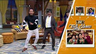 Download lagu Dance Yahud Ala Bang Jali Bikin Pengen Goyang - Ini Talk Show 17 Mei 2016