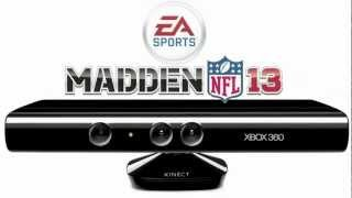Madden NFL 13 - Madden 13 Kinect Feature For X BOX 360 | Madden 13 E3