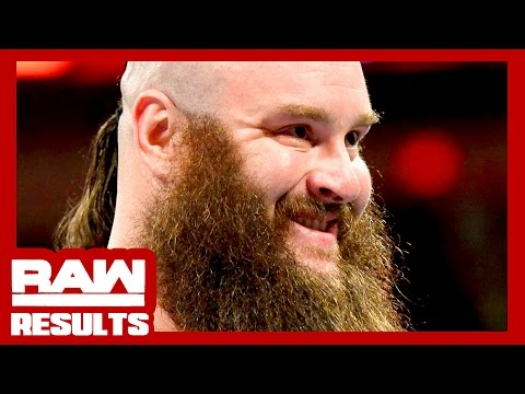 BRAUN TAKES OVER! WWE Raw Results & Review (Going in Raw Podcast Ep. 207)