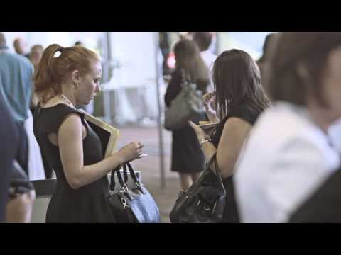 National Convention Centre's new video
