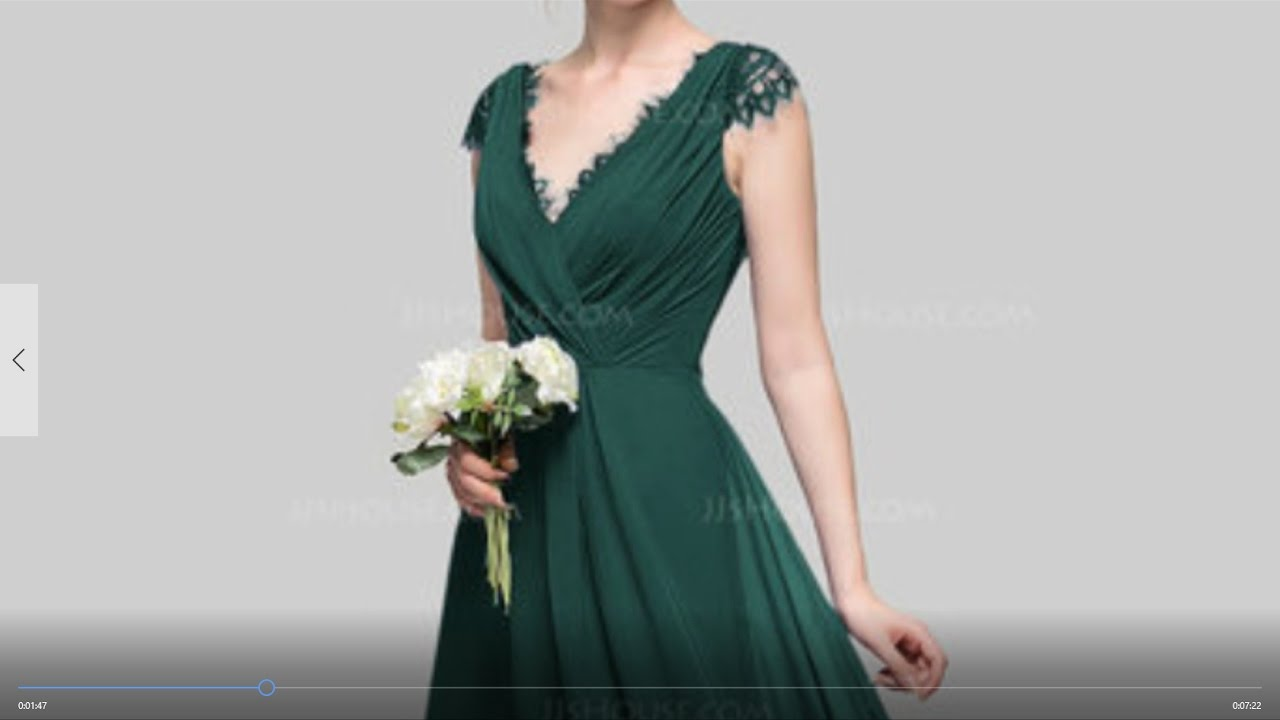 Jj 39 s house bridesmaid dress review youtube for Jj wedding dresses reviews