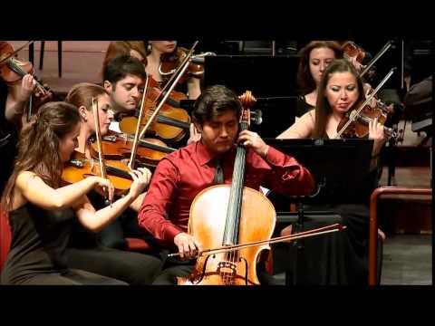 P  I  TCHAIKOVSKY 'Rococo Variations' - Ferec NECEF