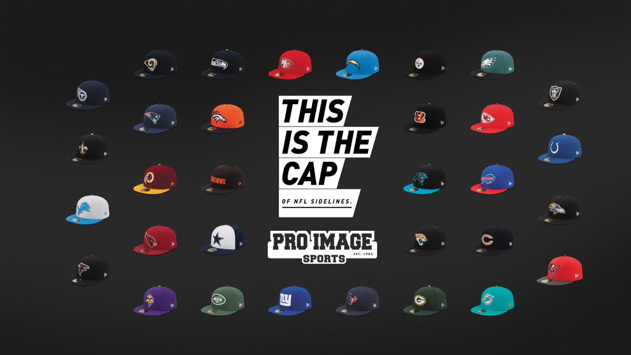 NFL 2015 Official Sideline Hats by New Era Cap - YouTube e21bf79b0a4
