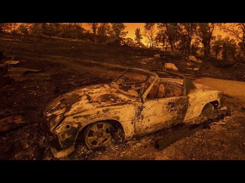 Deadly Carr Fire forces thousands to evacuate