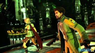 Final Fantasy XIII - Walkthrough - Chapter 1 - Part 2 The Restricted Zone Lightning