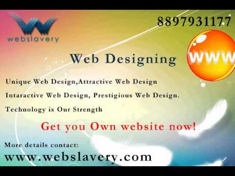Freelance web designer in Hyderabad India