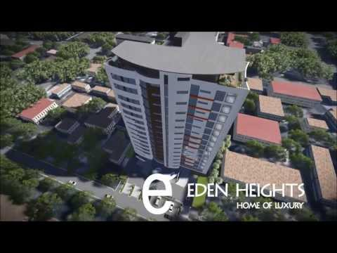 Eden Heights Luxury Apartment, Victoria Island, Lagos, Nigeria