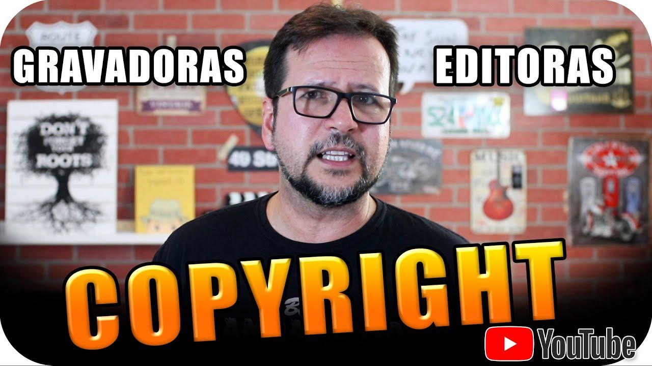 COPYRIGHT Direito Autoral PODE MUDAR ESTE CANAL PARA SEMPRE by MarcioGuerra