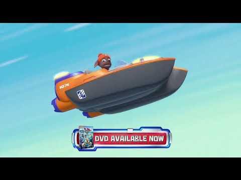 Paw Patrol: Sea Patrol DVD Commercial (2018)