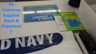 Old Navy Back To School Training 2013