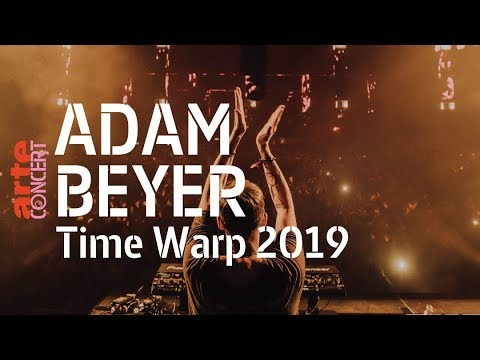 Adam Beyer @ Time Warp 2019 – ARTE Concert