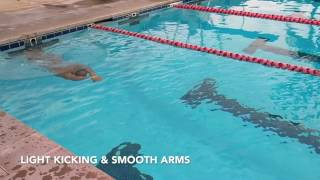 Basics of Lap Swimming Part 2