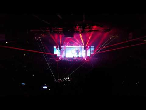 Tool - Aenima @ Allstate Arena Rosemont IL  6/8/17 HD