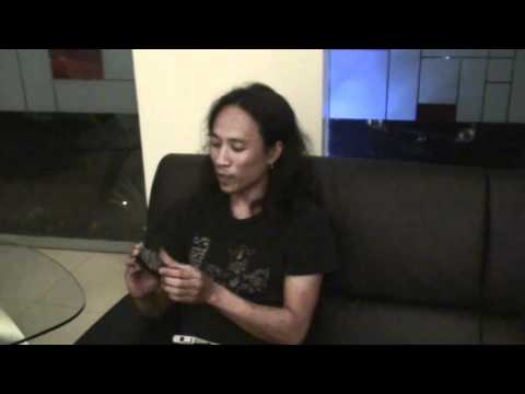 Ted Aguilar of Death Angel talks about Fourspeed Metalwerks buckle