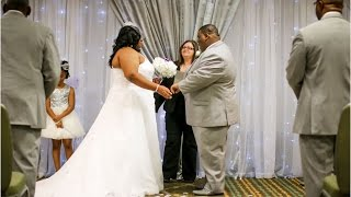 Wedding of Reeva and Marquie Issac
