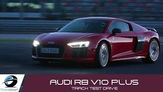 2015 NEW Audi R8 Track Test Sound
