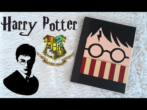 Diy Libreta De Harry Potter Regreso A Clases Youtube