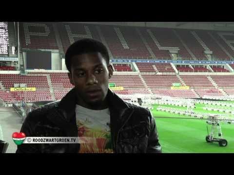 ROODZWARTGROEN interview Jeremain Lens PSV