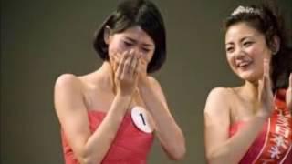 川山萌美4歲的日本女星片山萌美,12年參加日本小姐選美時曾獲得「自然小...