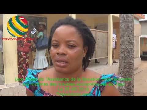 """Mme.Kayi AFATCHAO: J'ai tout perdu lorsque mon mari a été agressé et son hospitalisation ensuite..."""""""
