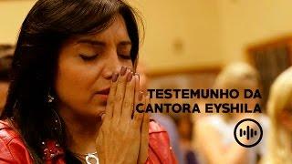 Primeiro testemunho de Eyshila após morte do filho Matheus [NOVO]