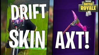 Drift Skin AXT! and more Solo Fails... - Fortnite Battle Royale | NuTCN