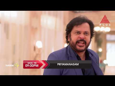 Priyamanasam || Serial || Mon to Fri at 9 PM || Asianet Plus