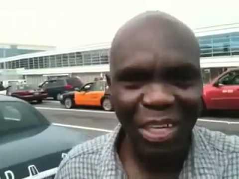 Black Guy singing afghan song (Shakoko jan) FUNNY!!!