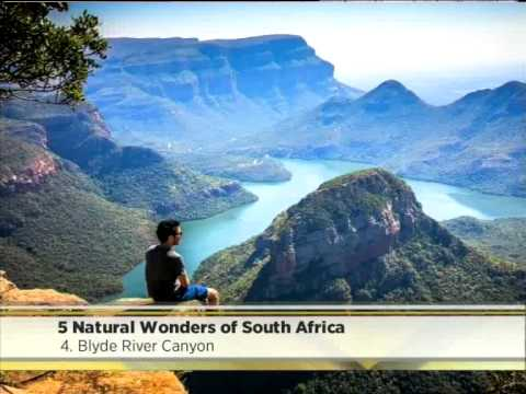5 Natural Wonders of South Africa - on Expresso