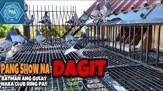 NAKA DAGIT AKO NG KALAPATI - BATMAN KULAY NAKA CLUB RING PA!!