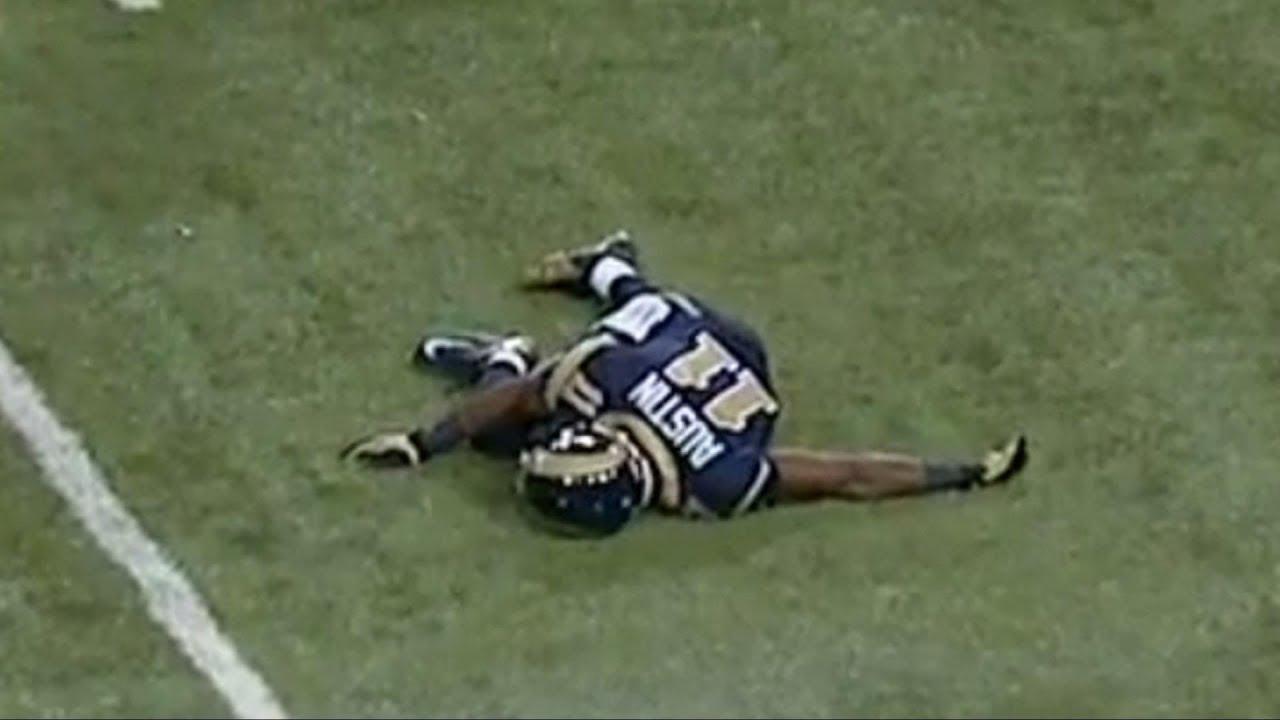 Größte Flops in der NFL-Geschichte + video