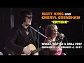 Cheryl Crenshaw and Matt King perform Roy Orbison's