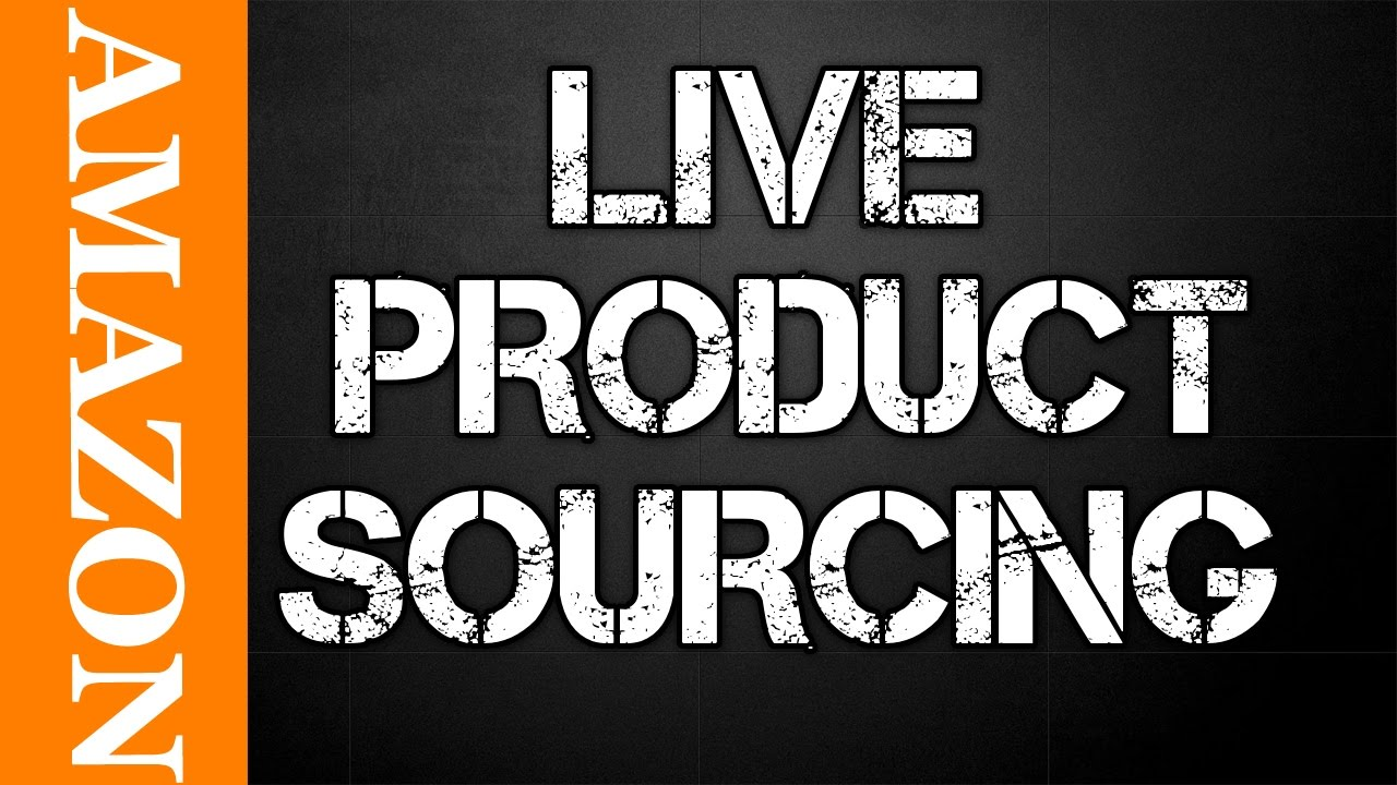 sourcing products for amazon