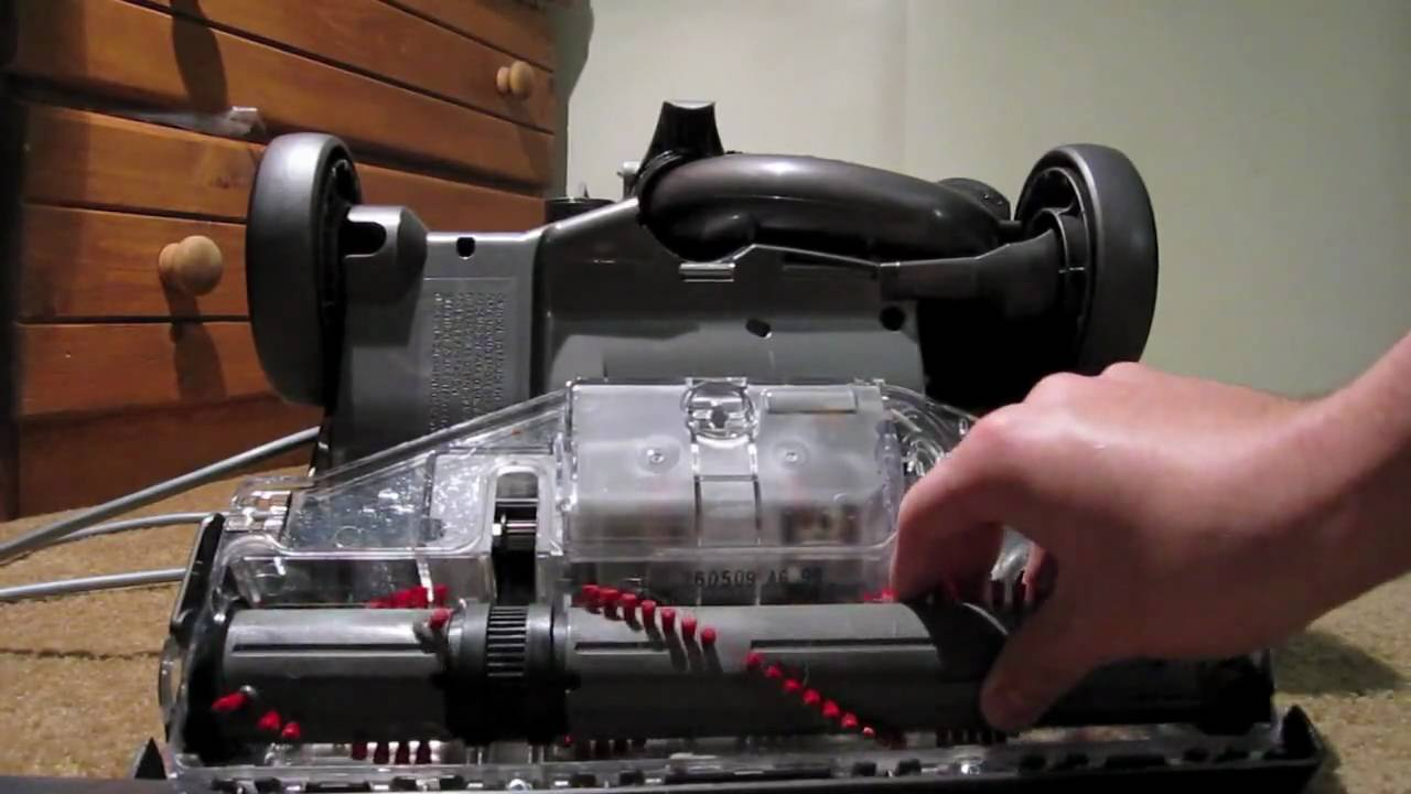 Dyson dc17 Belt change/ Instructional video - YouTube